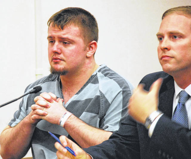 Emotional Dalton gets three years in Oliphant death case