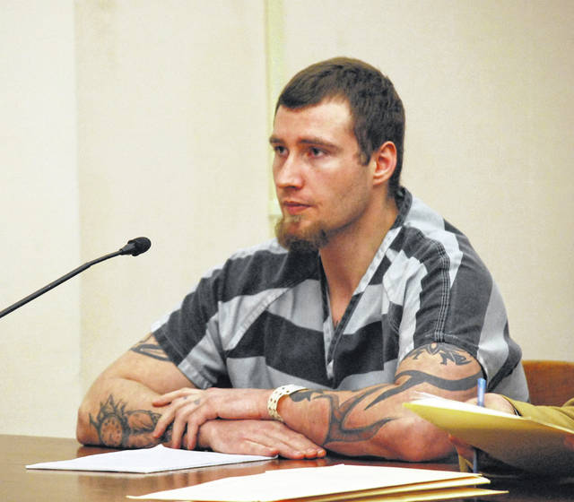 St. Marys man gets 4-year sentence for robbery, assault