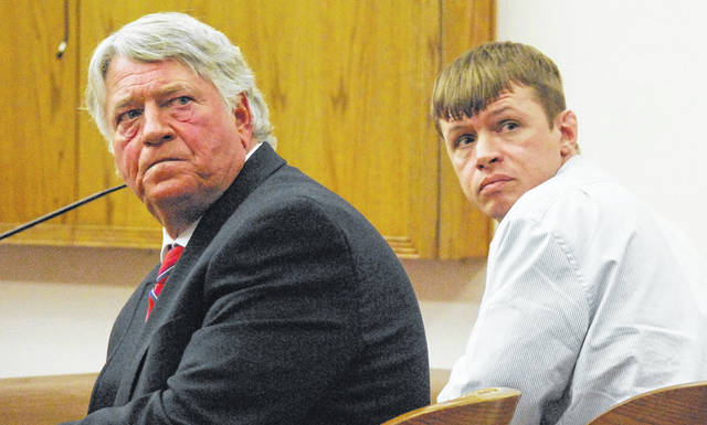 Salyers guilty; gets 31 years to life behind bars